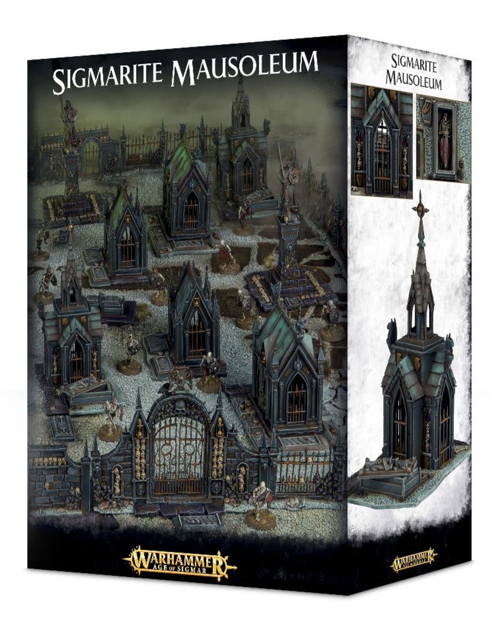Age of Sigmar Sigmarite Mausoleum
