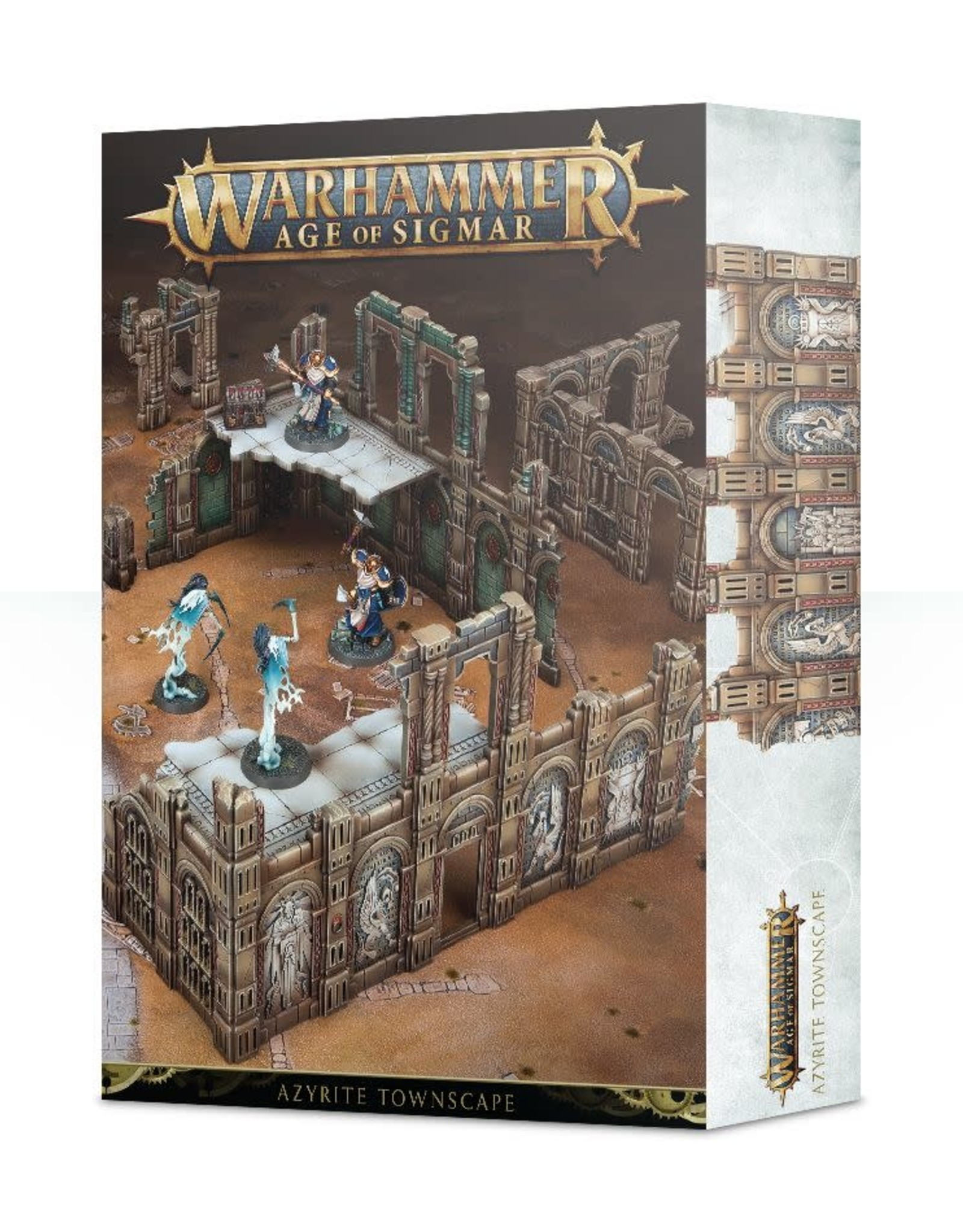 Age of Sigmar AoS: Azyrite Townscape
