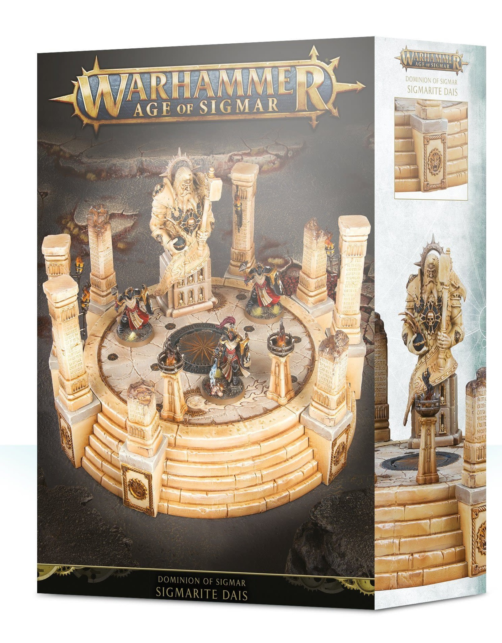 Age of Sigmar Dominion of Sigmar: Sigmarite Dias