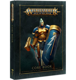 Age of Sigmar AoS: Core Rulebook