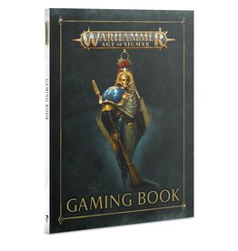Age of Sigmar AoS: Gaming Book