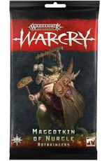 WarCry Warcry: Nurgle Rotbringers Card pack