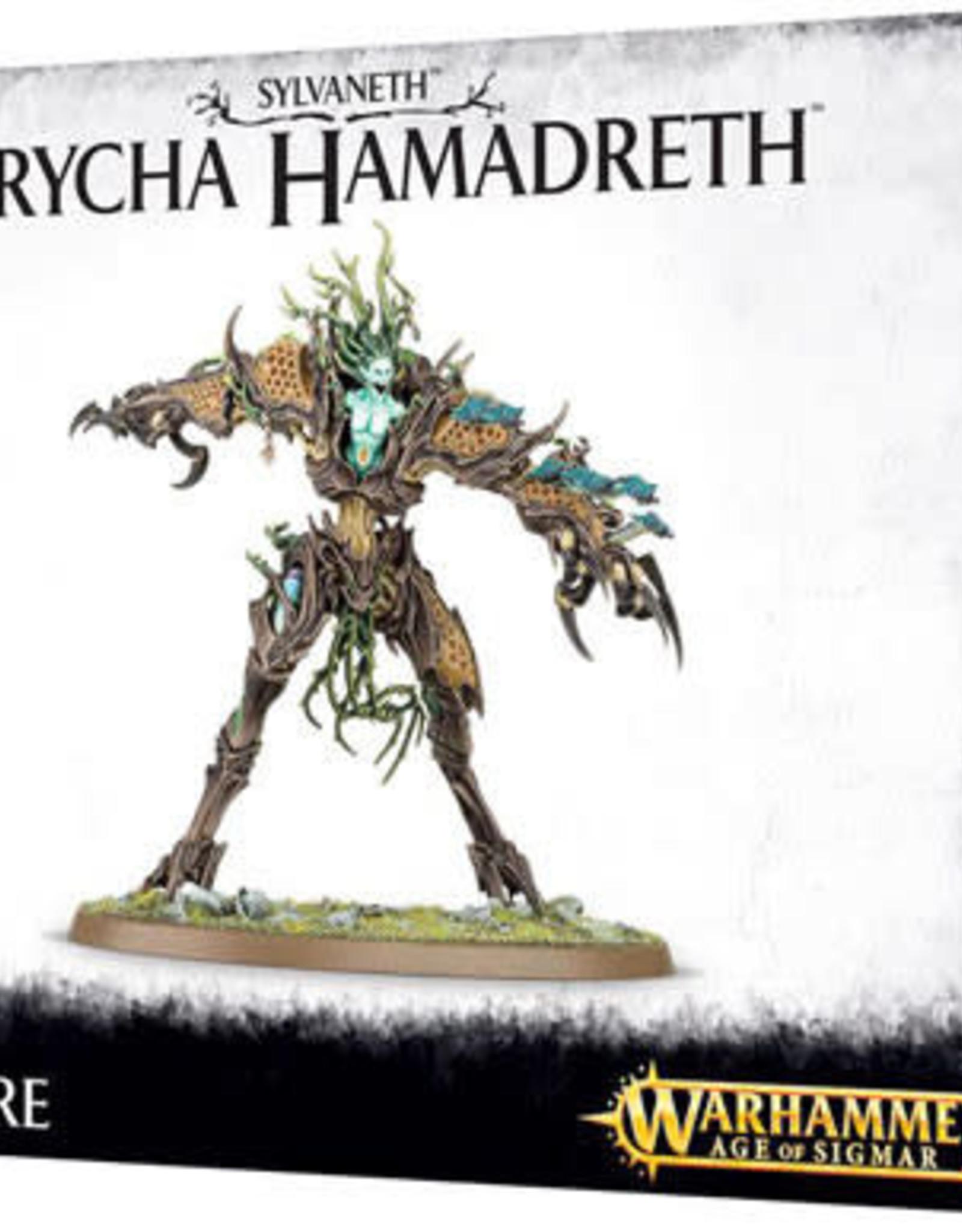 Age of Sigmar Sylvaneth Drycha Hamadreth