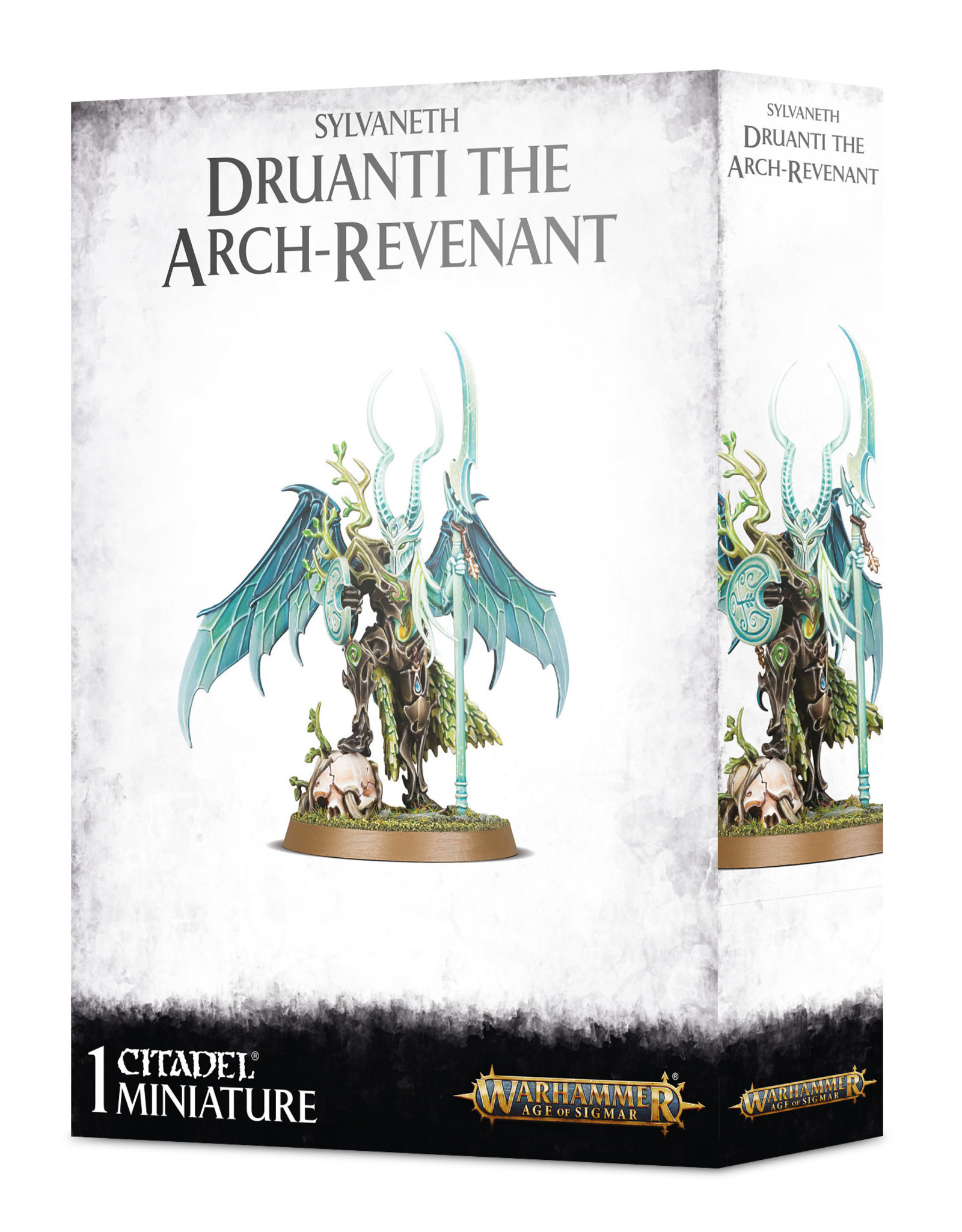 Age of Sigmar Sylvaneth Druanti The Arch-Revenant