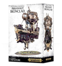 Age of Sigmar Kharadron Overlords Arkanaut Ironclad