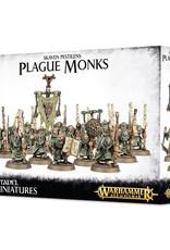 Age of Sigmar Skaven Pestilens Plague Monks