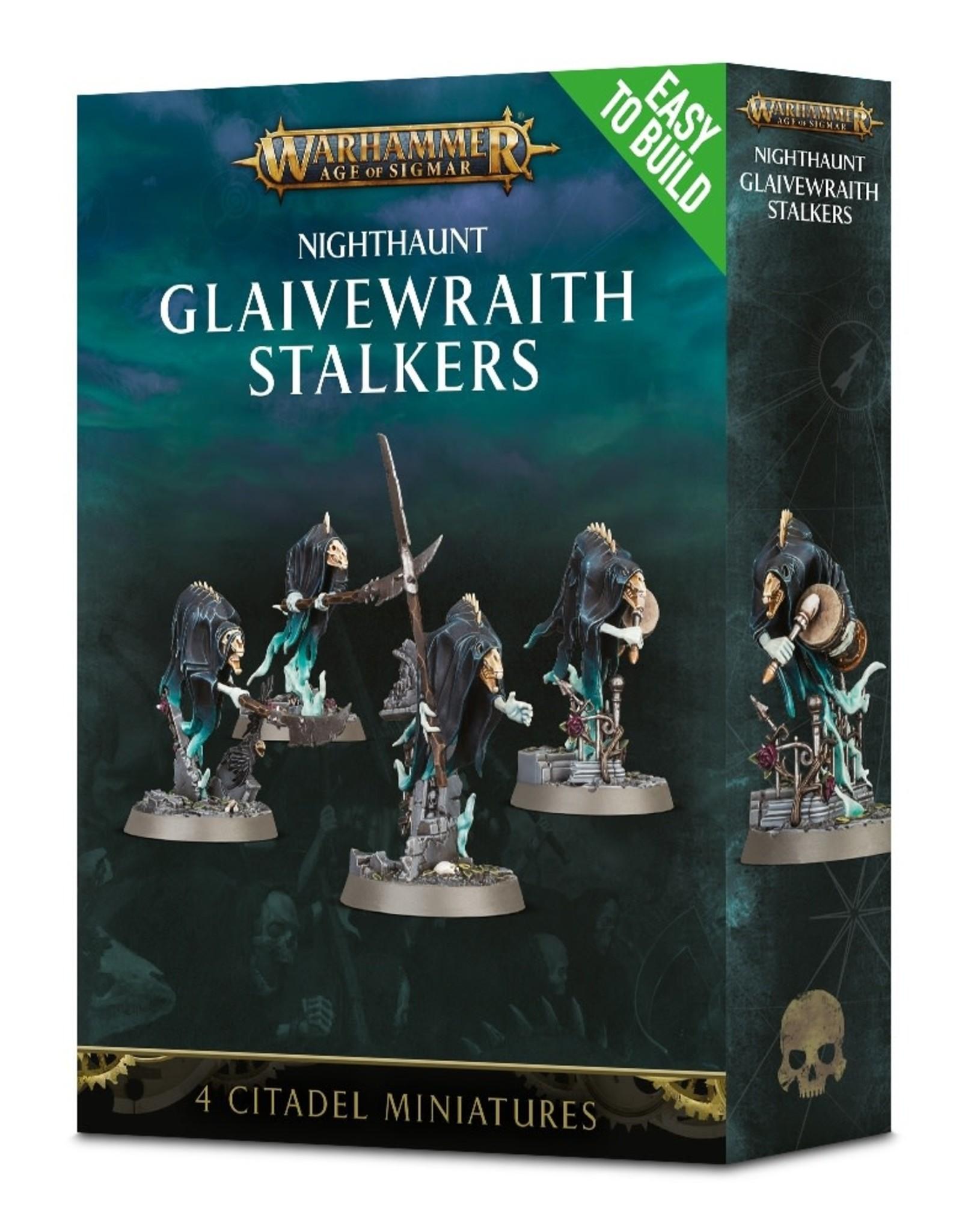 Age of Sigmar ETB: Nighthaunt Glaivewraith Stalkers
