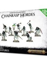 Age of Sigmar ETB: Nighthaunt Chainrasp Hordes