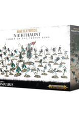 Age of Sigmar Nighthaunt Court of the Craven King