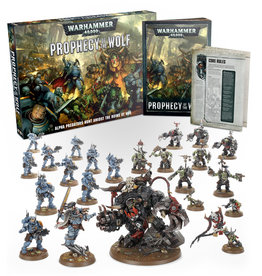Warhammer 40K Prophecy of the Wolf Box Set