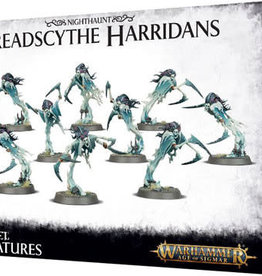Age of Sigmar Nighthaunt Dreadscythe Harridans
