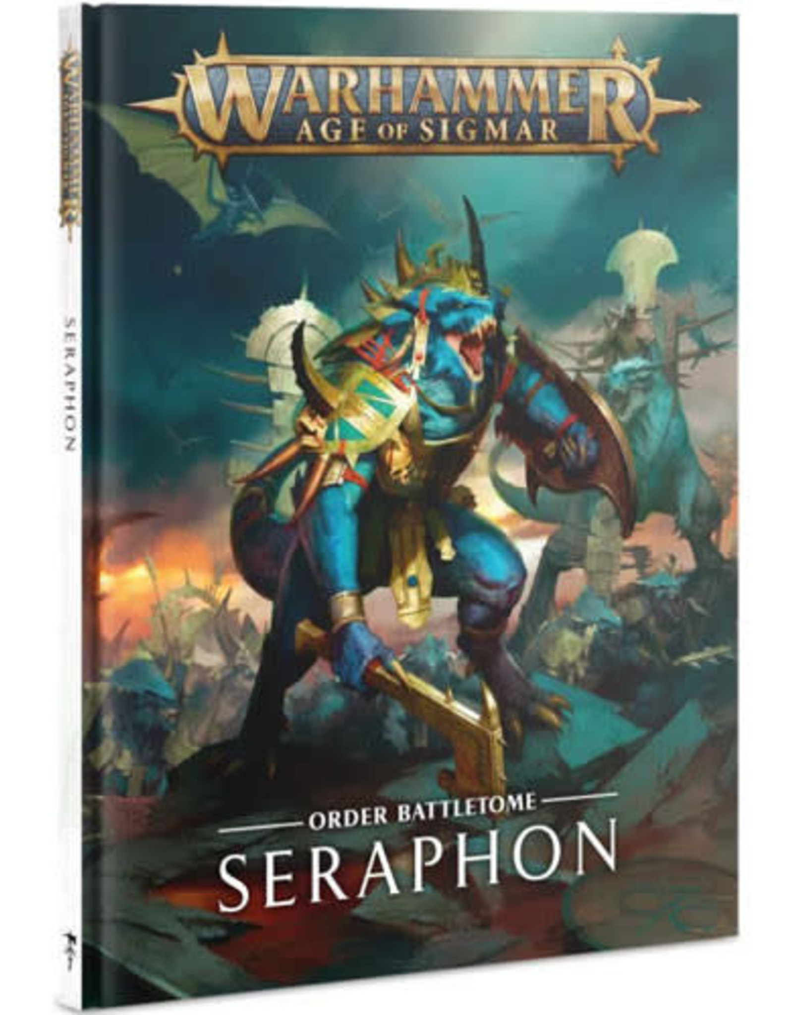 Age of Sigmar Battletome: Seraphon