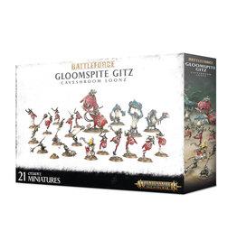 Age of Sigmar Gloomspite Gitz: Caveshroom Loonz