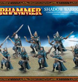 Age of Sigmar High Elf Shadow Warriors