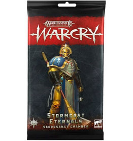 WarCry Warcry: Stormcast Sancrosanct Card Pack