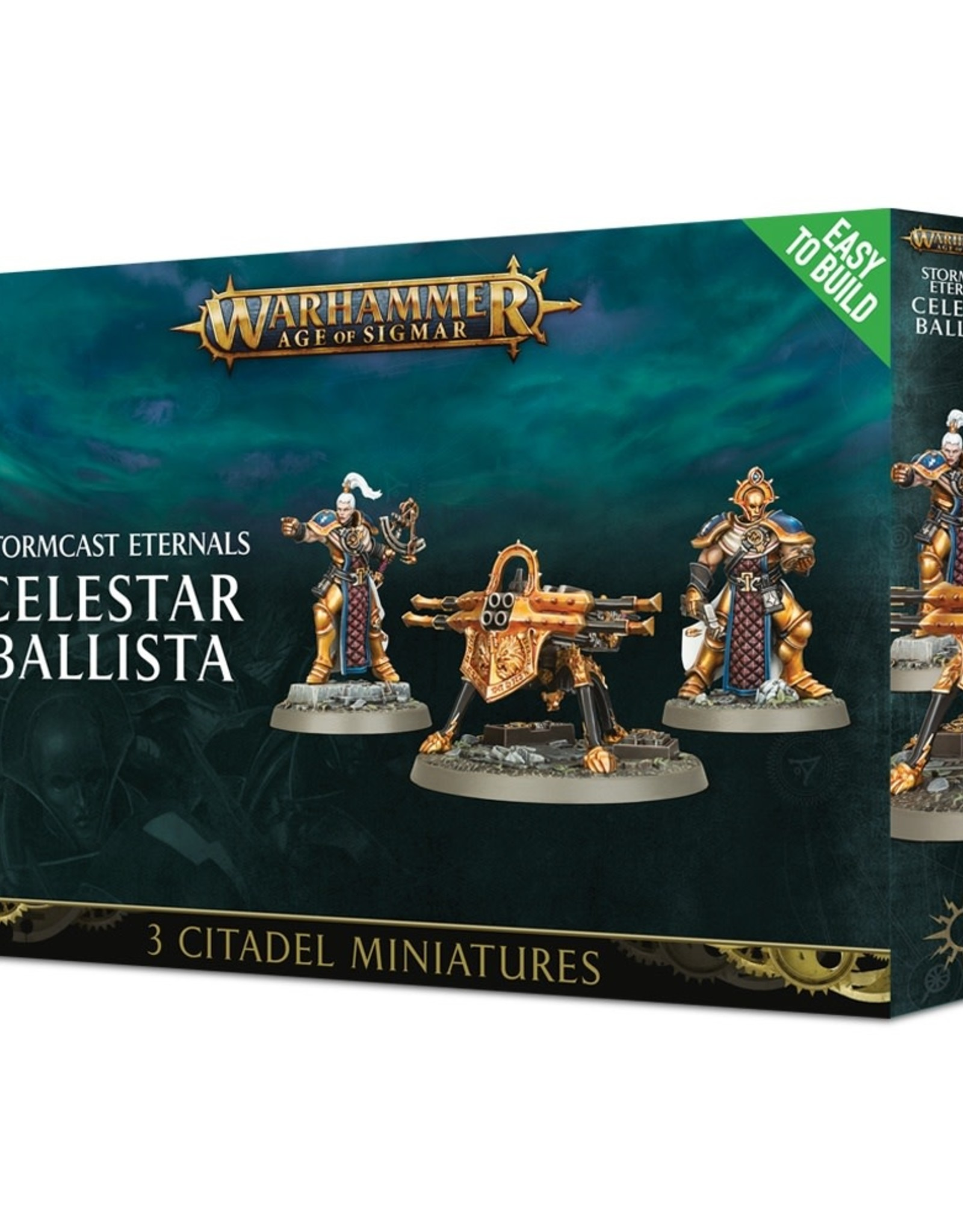 Age of Sigmar ETB: Stormcast Eternals Celestar Ballista
