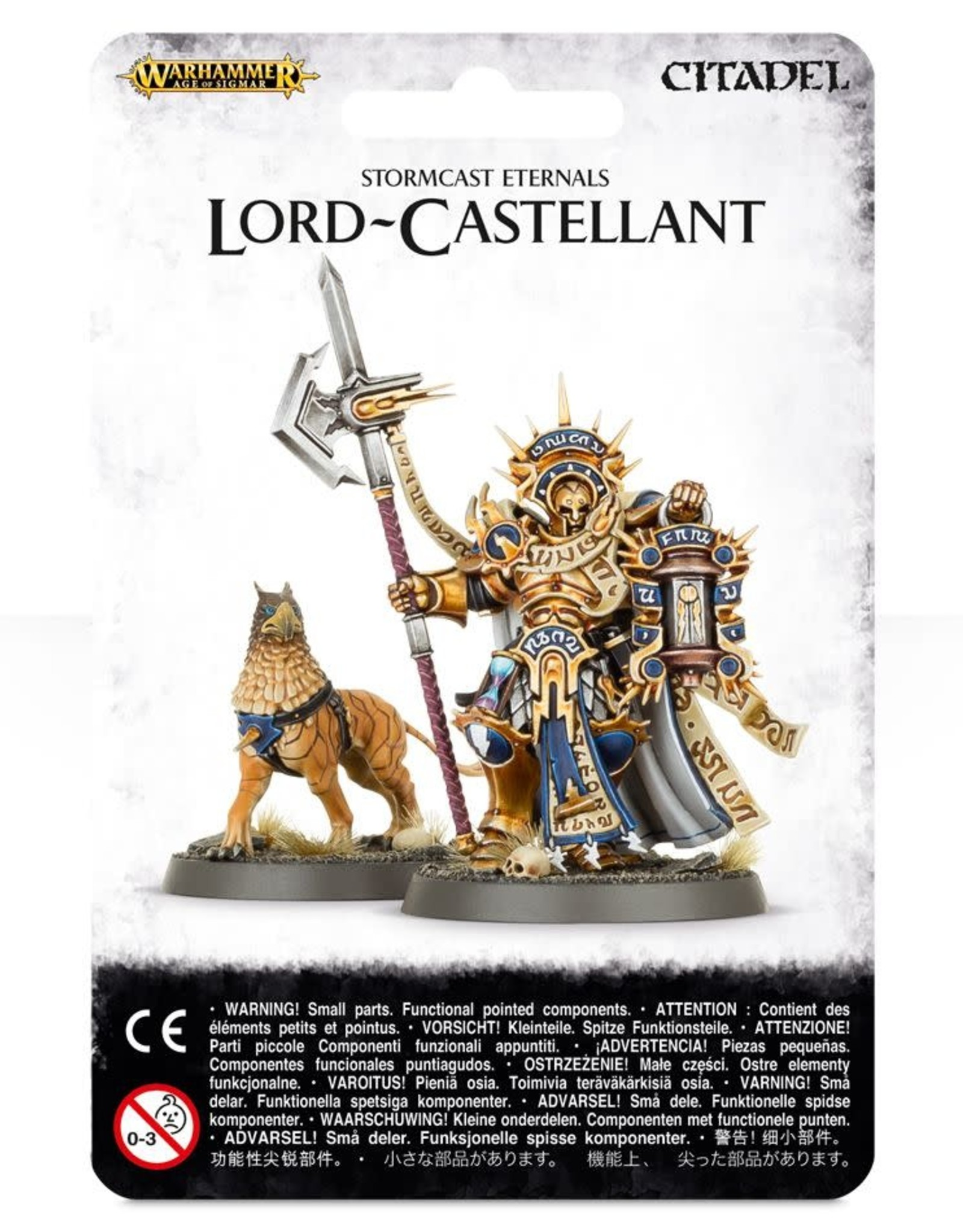 Age of Sigmar Stormcast Eternals Lord-Castellant