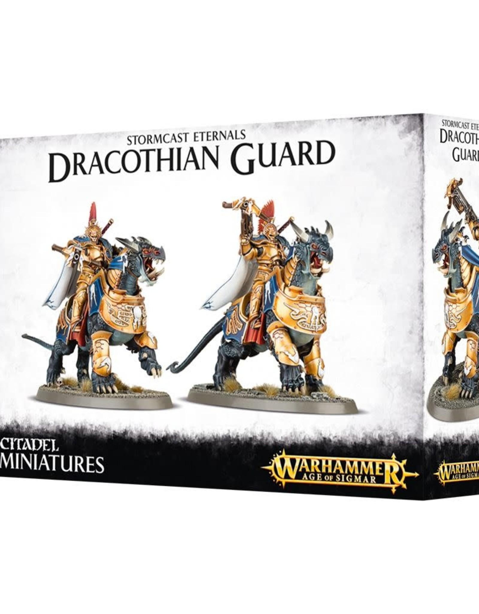Age of Sigmar Stormcast Eternals Dracothian Guard