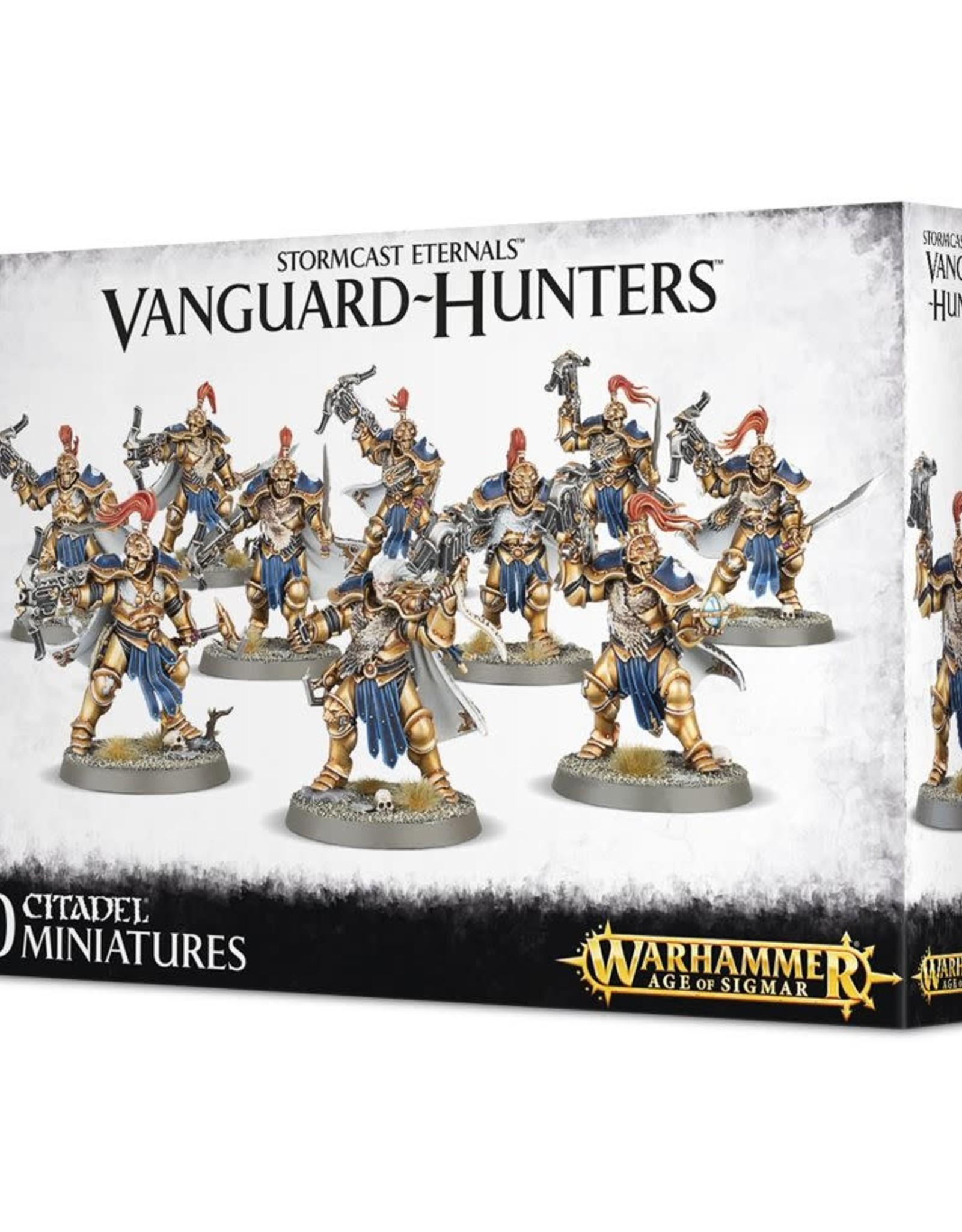 Age of Sigmar Stormcast Eternals Vanguard-Hunters