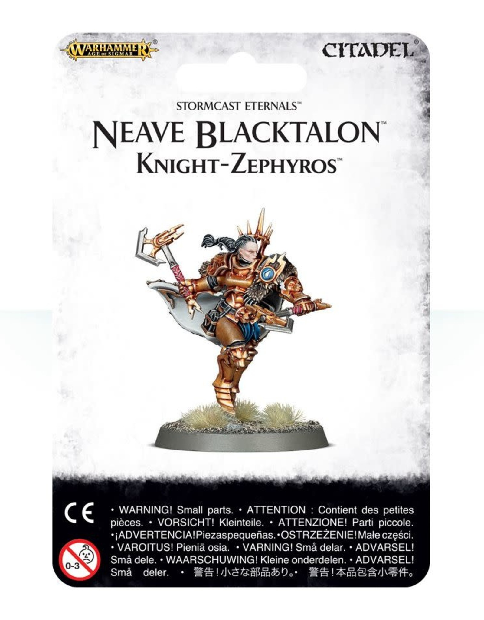 Age of Sigmar Stormcast Eternals Neave Blacktalon