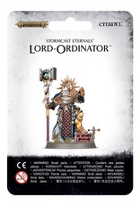 Age of Sigmar Lord Ordinator with Astral Grandhammer