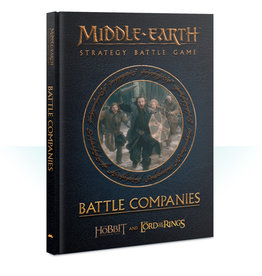 Lord of The Rings Middle-Earth SBG: Battle Companies