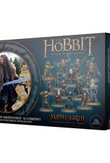 Lord of The Rings Thorin Oakenshield & Company