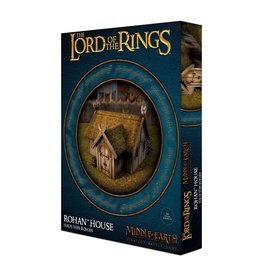 Lord of The Rings Middle-Earth SBG: Rohan House