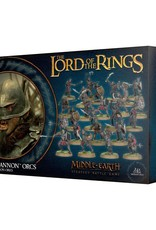 Lord of The Rings Morannon Orcs