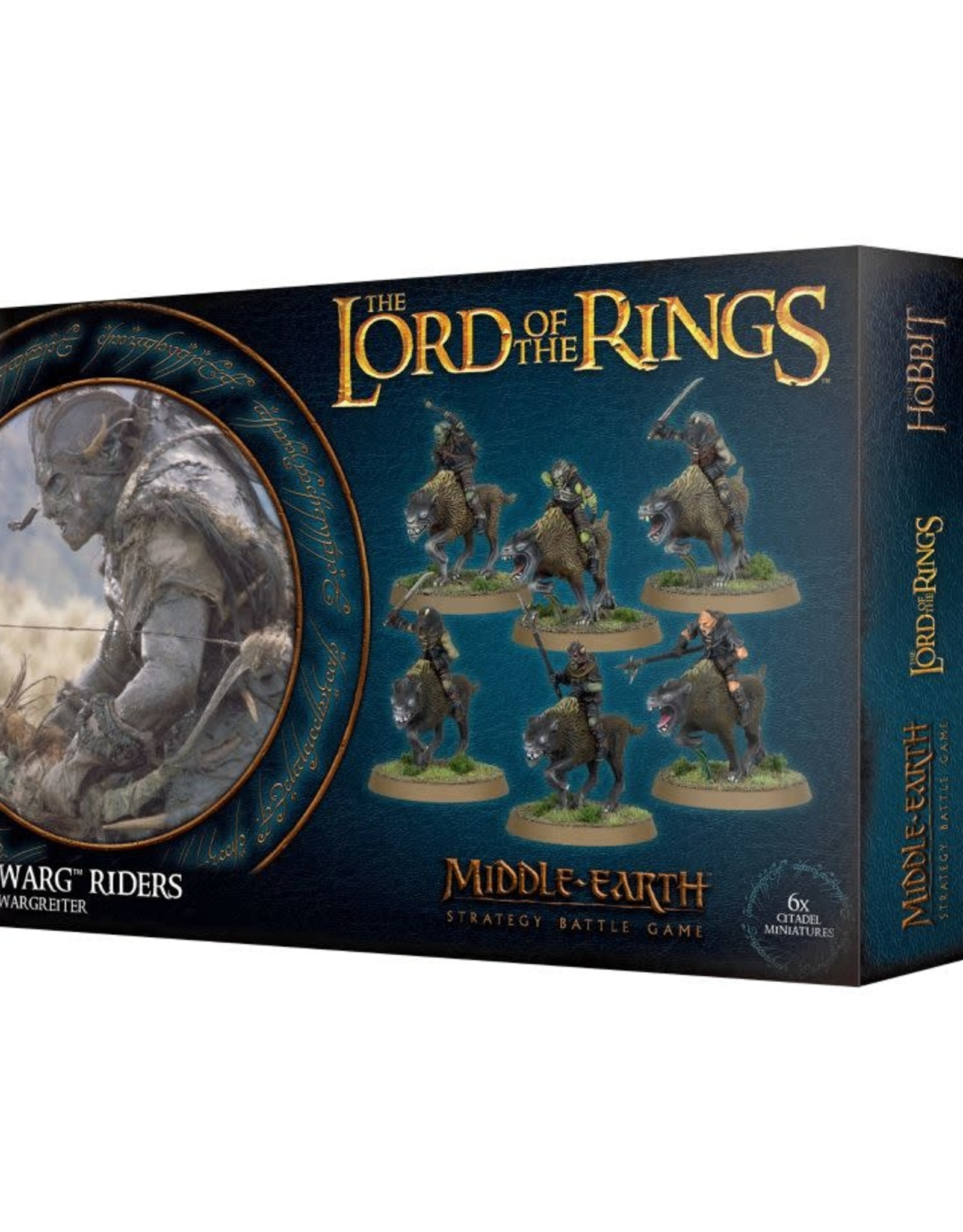 Lord of The Rings The Lord of the Rings: Warg Riders