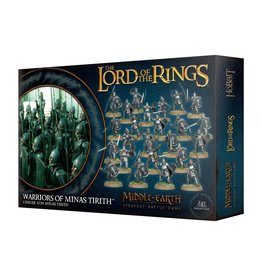 Lord of The Rings LOTR: Warriors of Minas Tirith