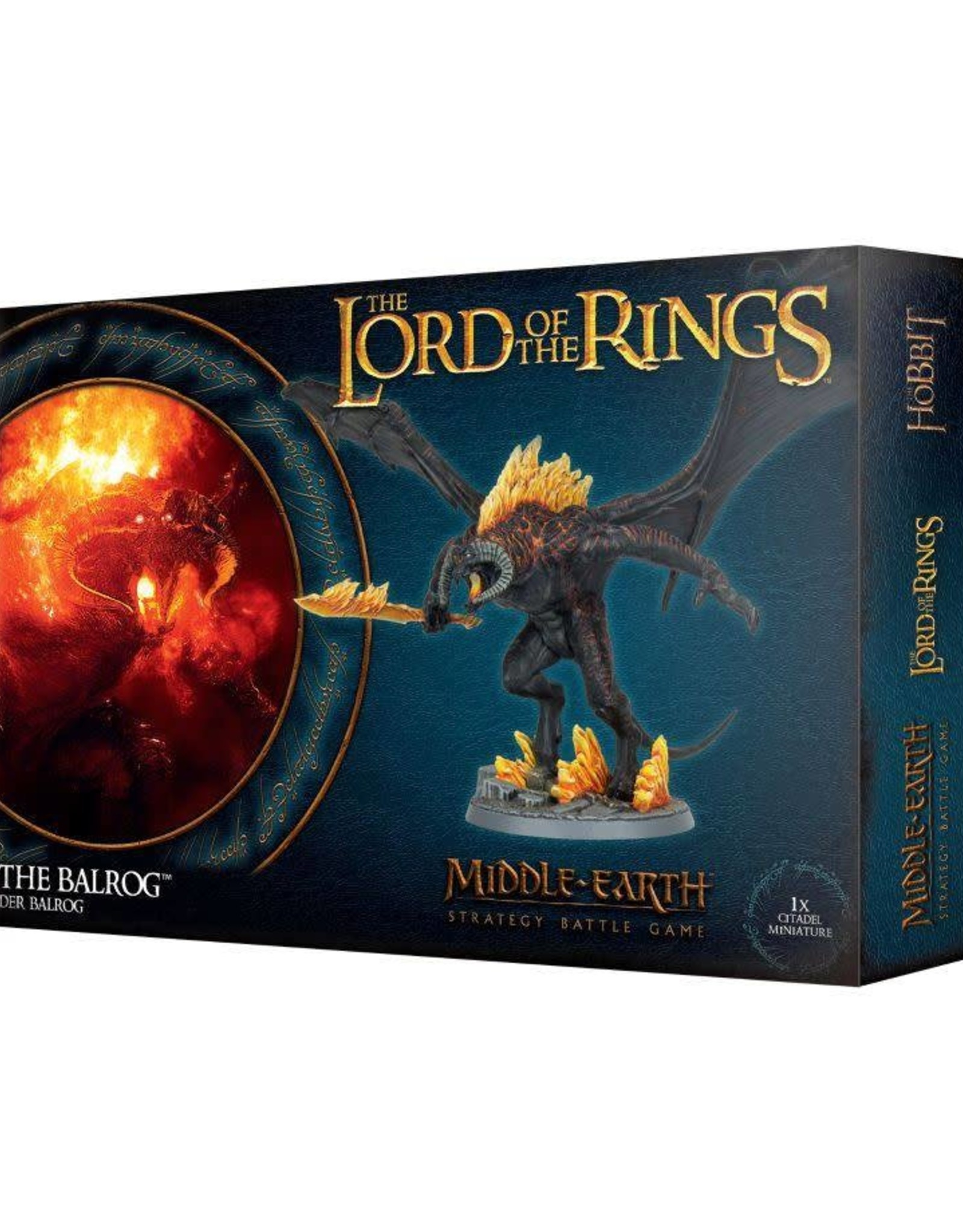 Lord of The Rings LOTR: The Balrog