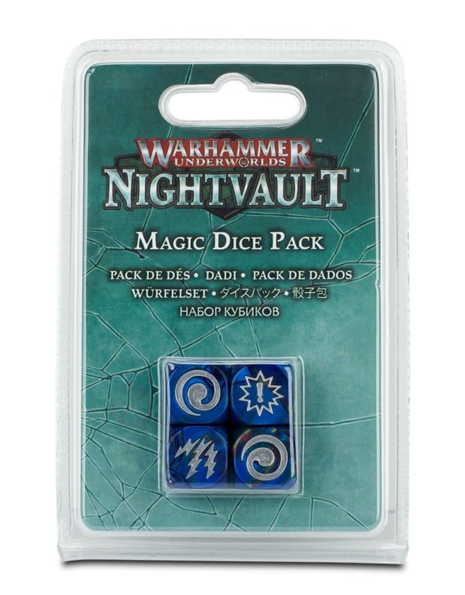 Warhammer Underworlds Warhammer Underworlds: Magic Dice Pack