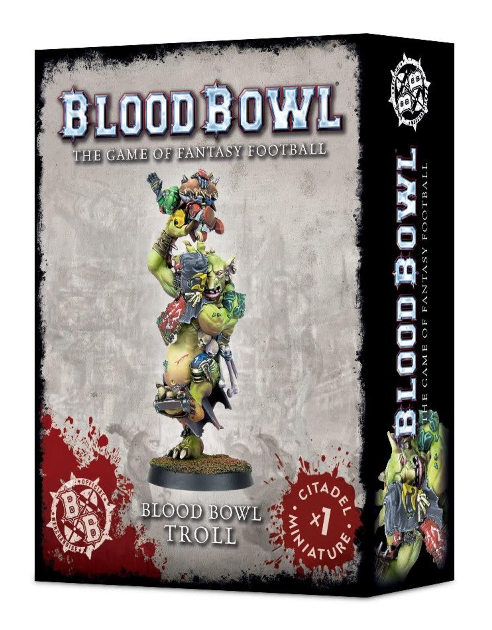 Blood Bowl Blood Bowl Troll