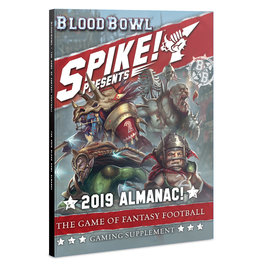 Blood Bowl Blood Bowl 2019 Almanac!