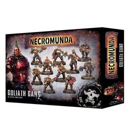 Necromunda Necromunda Goliath Gang