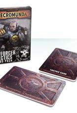 Necromunda Necromunda: Enforcer Tactics Card Pack