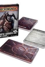 Necromunda Necromunda: Corpse Grinder Gang Cards