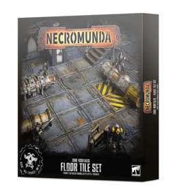 Necromunda Necromunda: Zone Mortalis Floor Tile Set