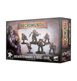 Necromunda Necromunda: Goliath Stimmers & Forgeborn