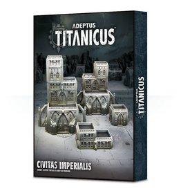 Adeptus Titanicus Adeptus Titanicus Civitas Imperialis