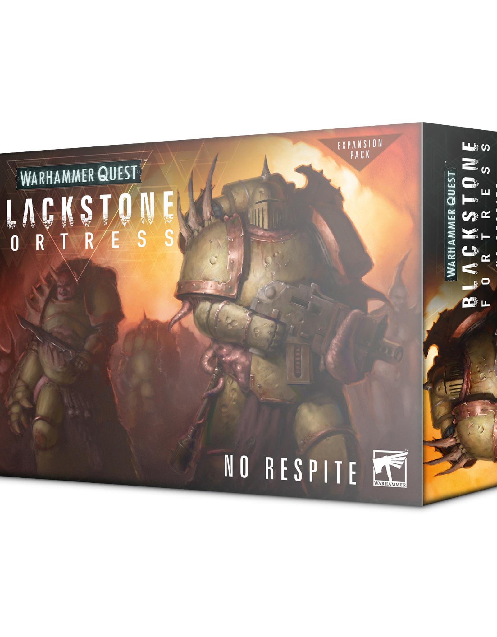 Warhammer Quest Blackstone Fortress: No Respite