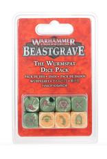 Warhammer Underworlds Warhammer Underworlds: The Wurmspat Dice Set