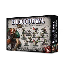 Blood Bowl Blood Bowl: The Skavenblight Scramblers
