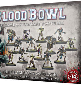 Blood Bowl Blood Bowl: Champions of Death Team