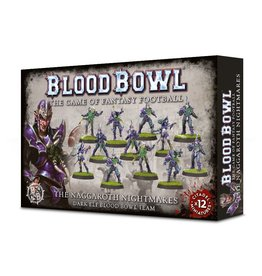 Blood Bowl Blood Bowl: Naggaroth Nightmares