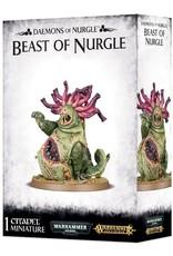 Age of Sigmar Daemons of Nurgle: Beast of Nurgle