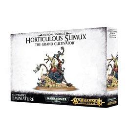 Age of Sigmar Daemons of Nurgle: Horticulous Slimux