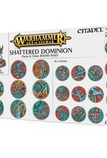 Age of Sigmar Shattered Dominion: 25MM & 32MM Round Bases