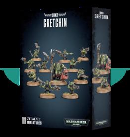 Warhammer 40K Ork Gretchin